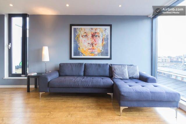 Breathtaking Shoreditch Penthouse