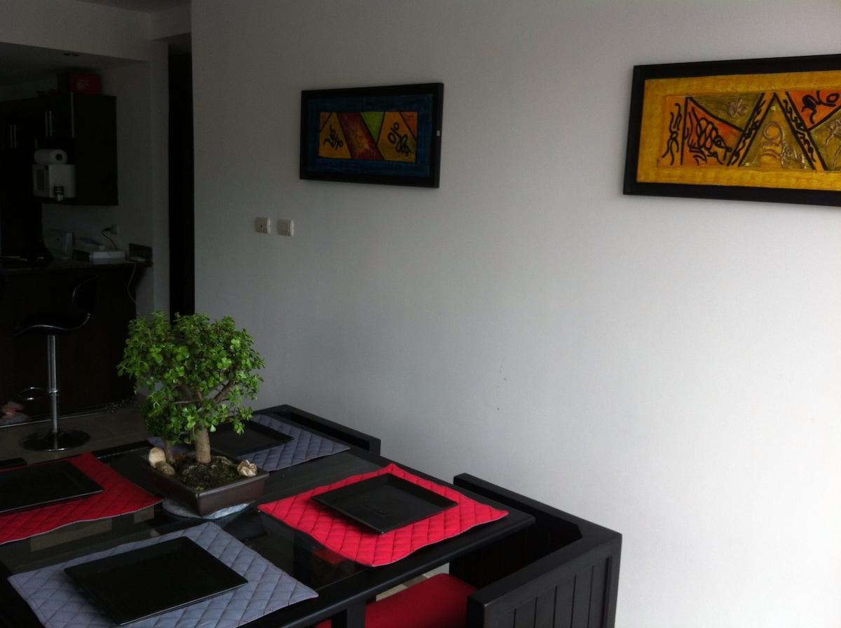 Moderno Apartamento (private room)