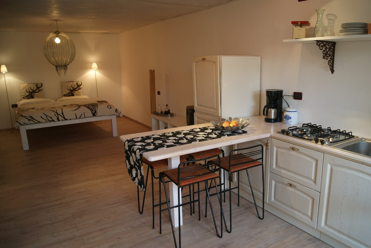 Apartment near Florence 2+2 persons