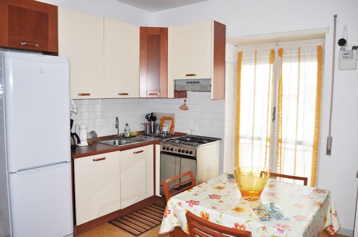 Meucci's House nearby Trastevere