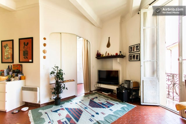 Apt in Antibes old city,cote d'azur