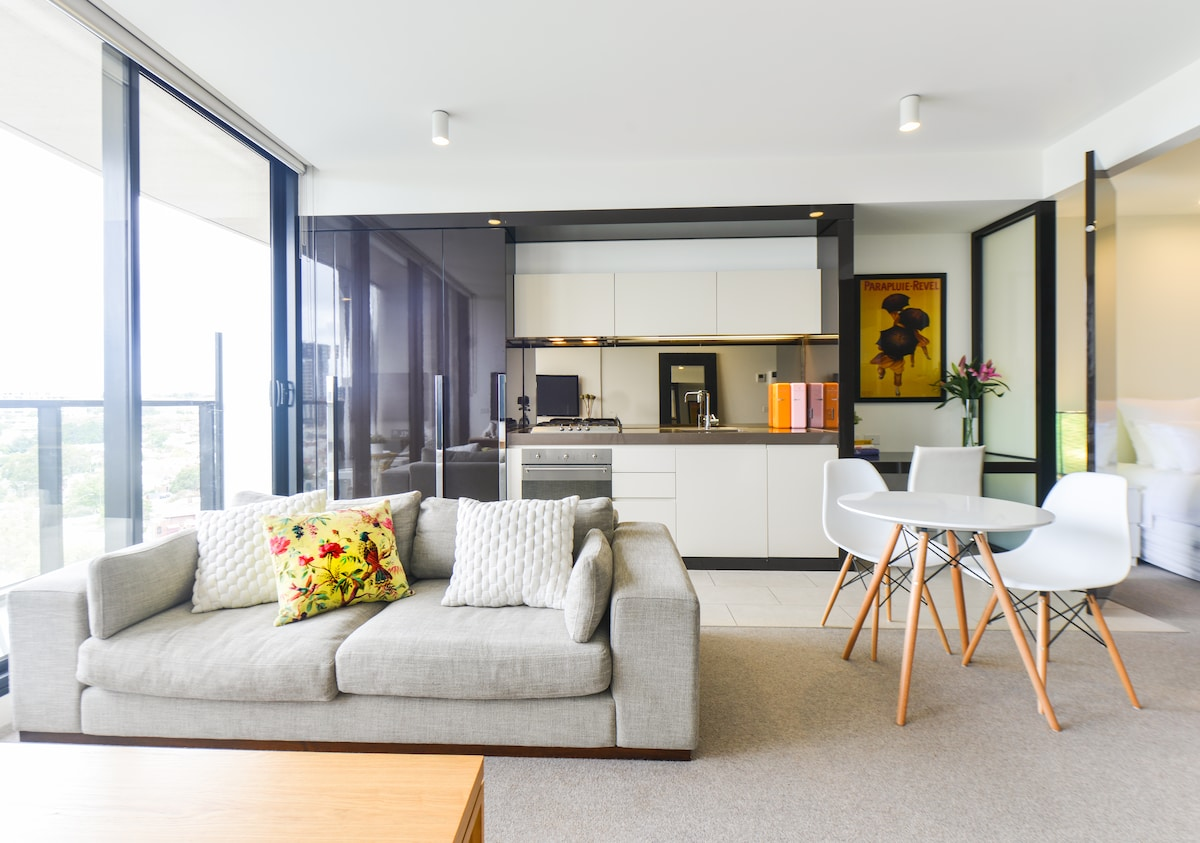 South Yarra Luxury Apartment #1