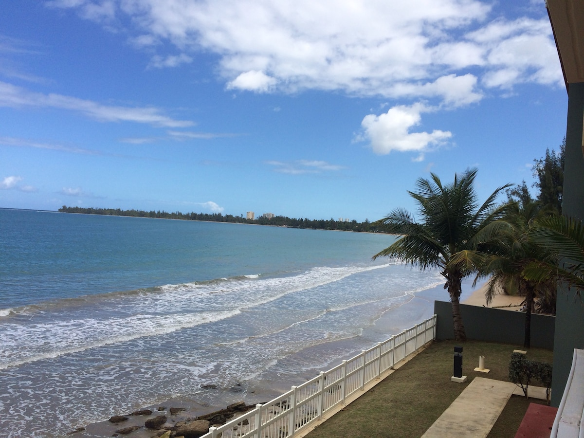BEST OCEAN VIEW IN LUQUILLO!!!