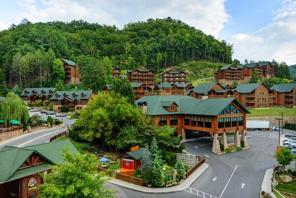 Gatlinburg Resort Condo 2 bedroom