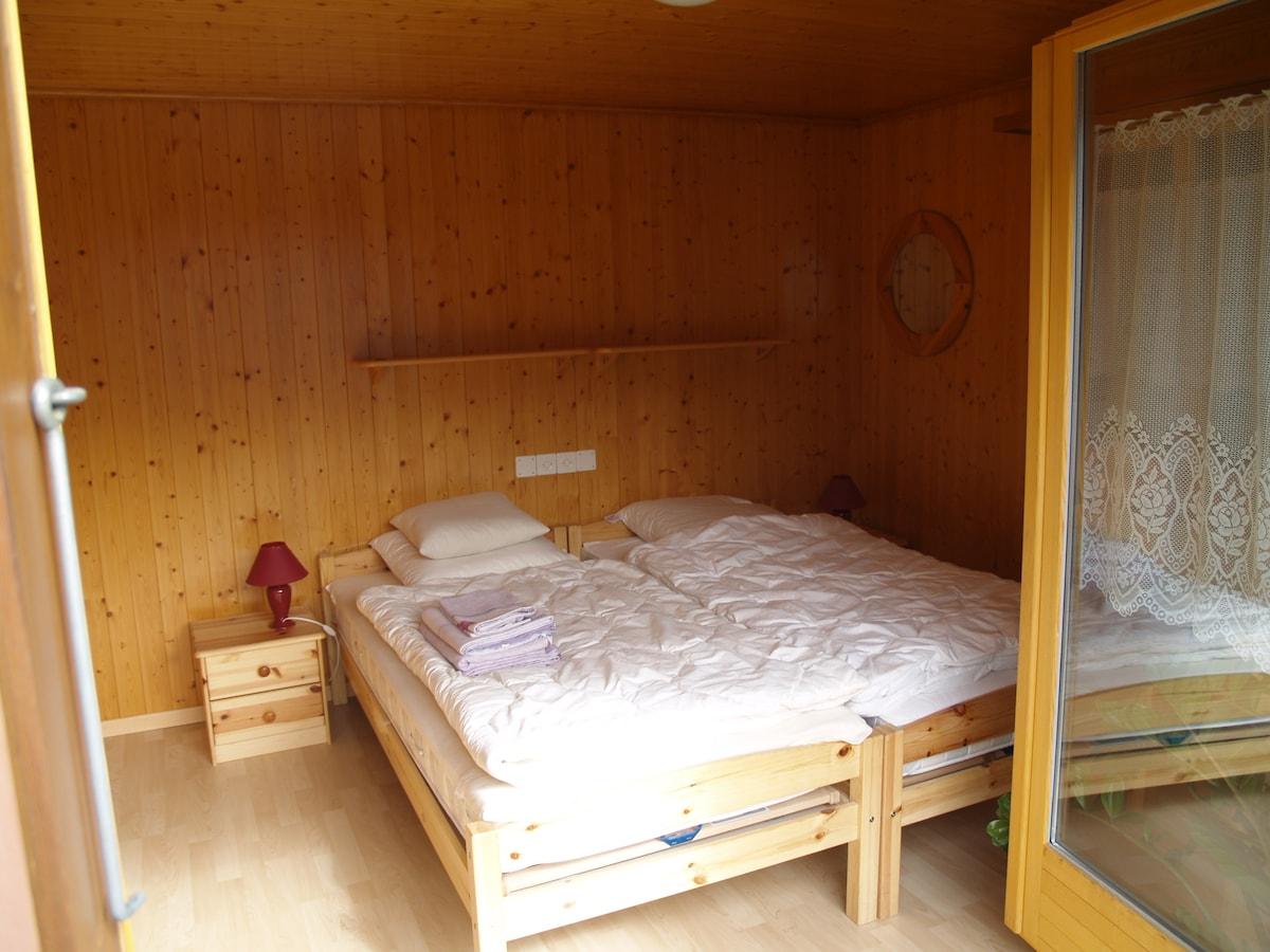 Two bedded room