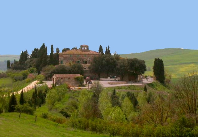 In the Crete Senesi and Val d'Orcia