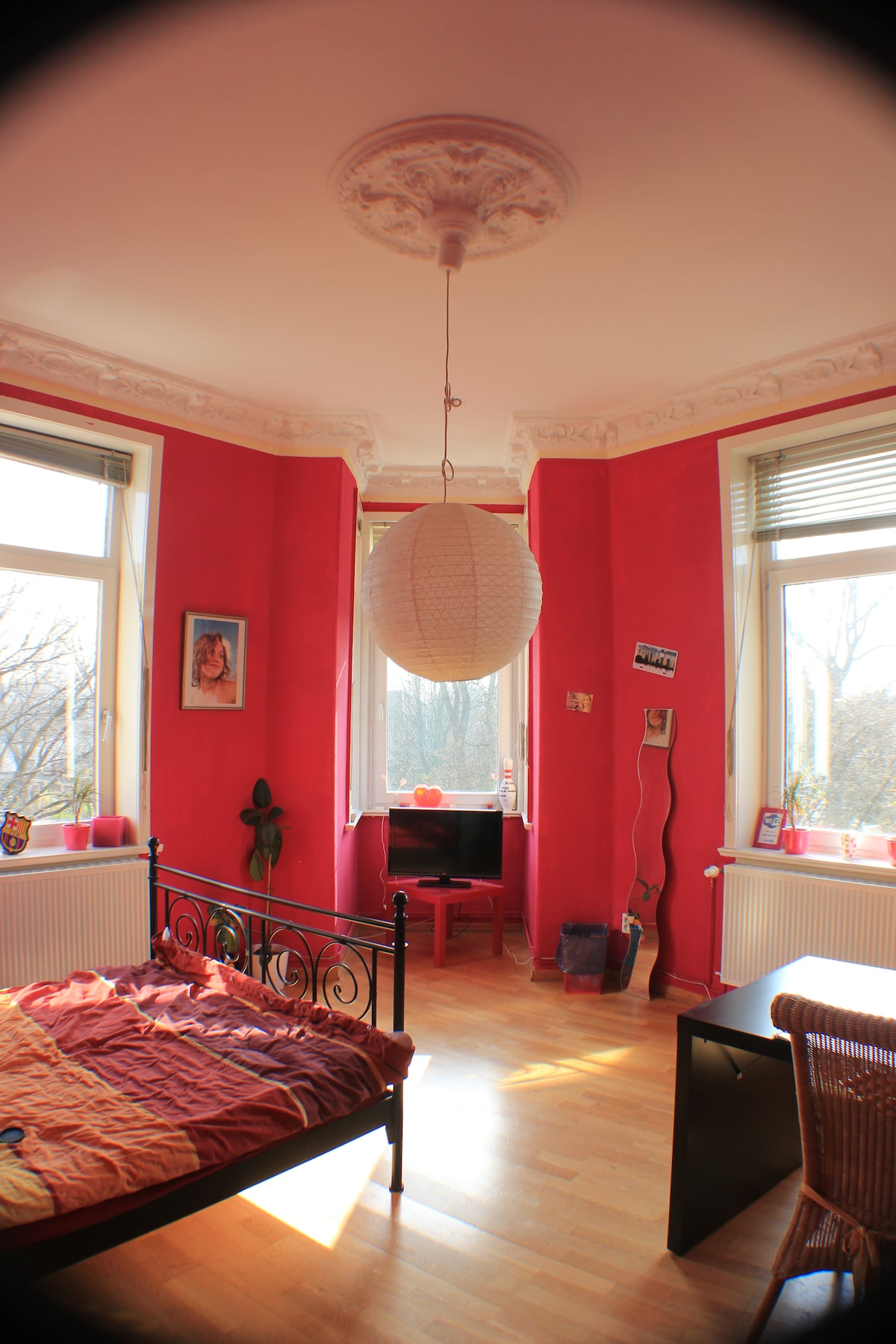 room no 2 (from 2) near to Maschsee