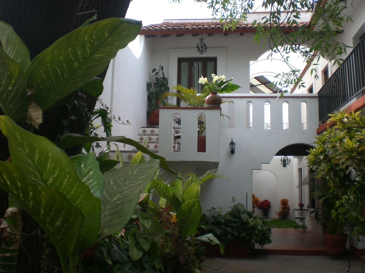 Nice furnished apartments in Oaxaca