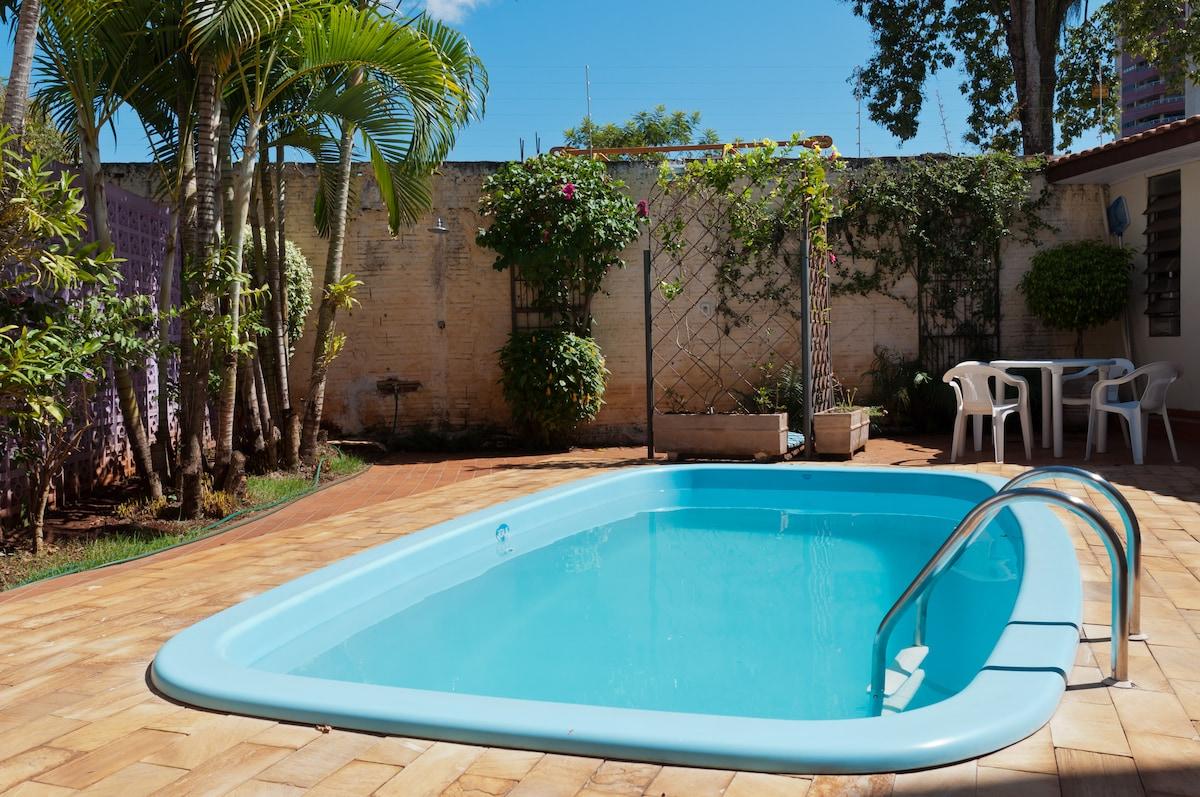 Pousada Bella Casa at Foz do Iguaçy