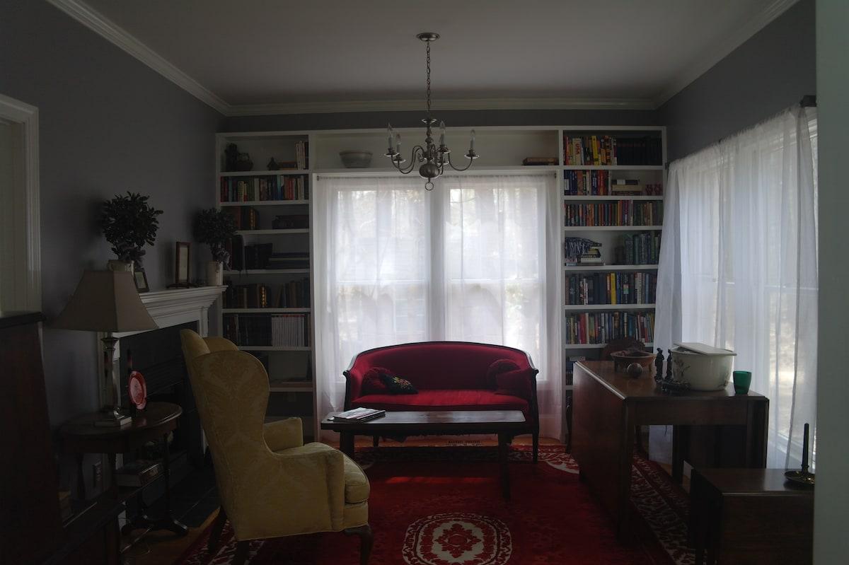 Living Room Little House
