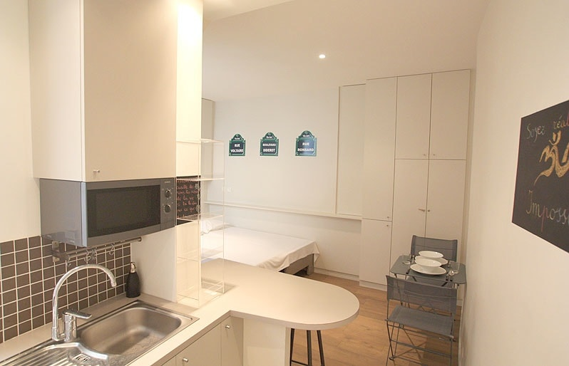 Trendy apt. in Beaubourg / Marais