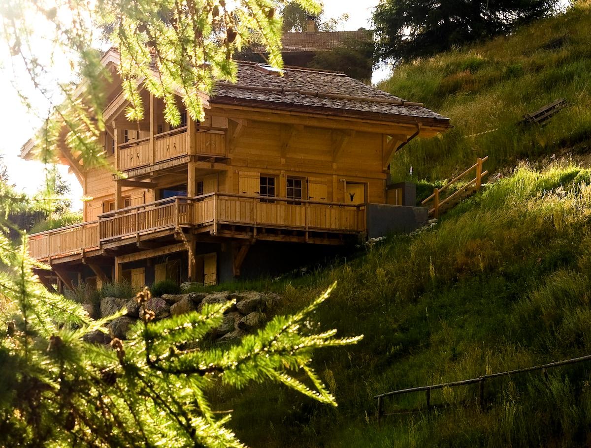 Chalet Datcha - Swiss Luxury Chalet