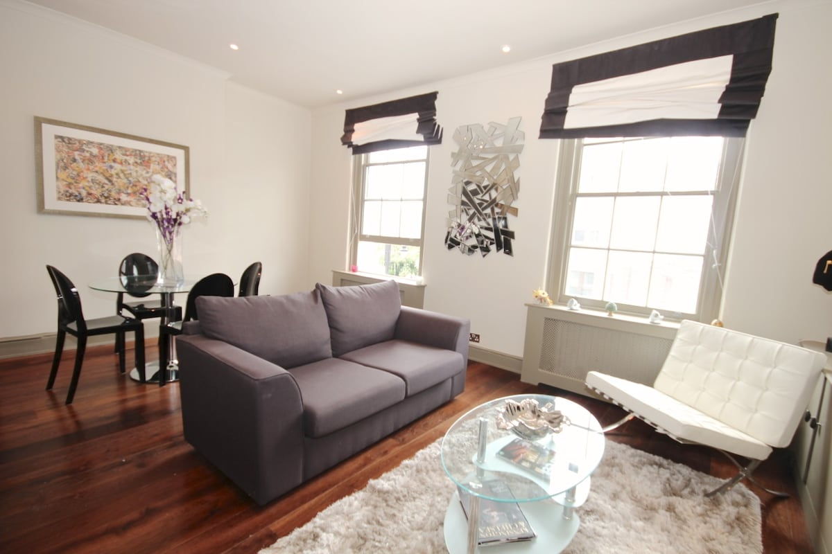Luxury 1bed flat in SouthKensington
