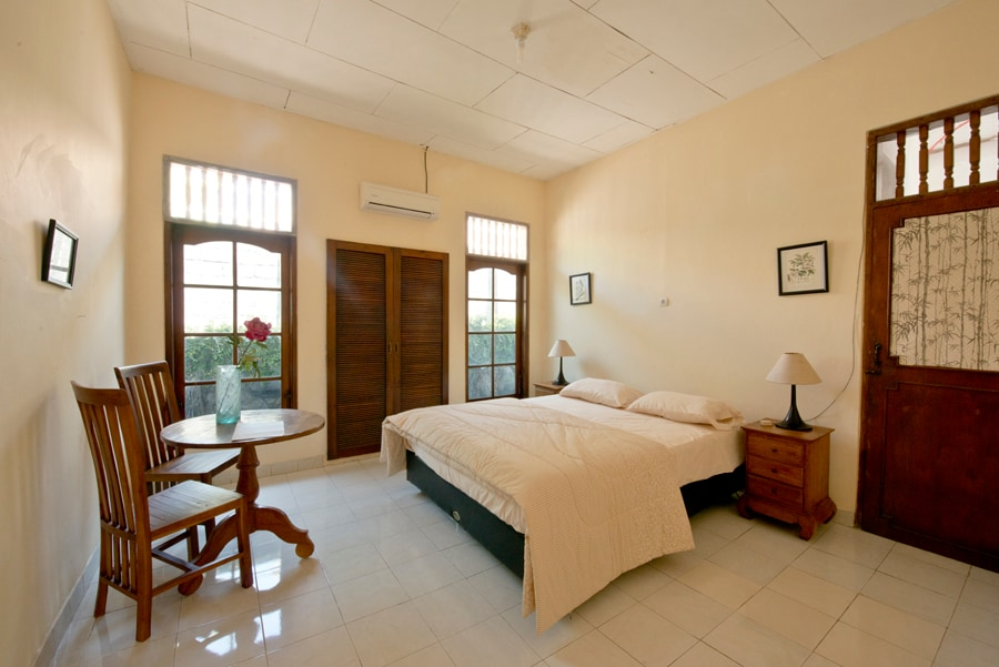 Double Room Sanur Beach- Breakfast