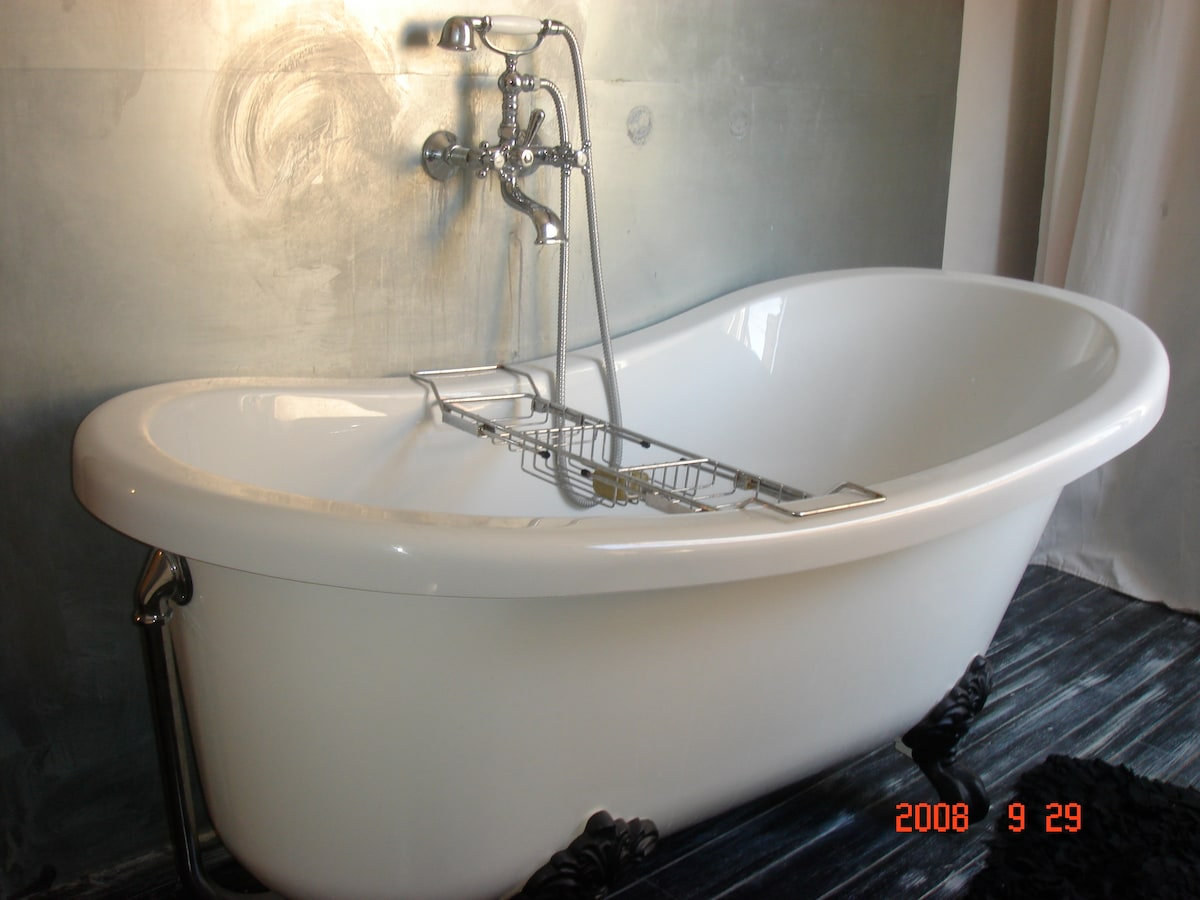 Bath....pure indulgence and full in less than five minutes!