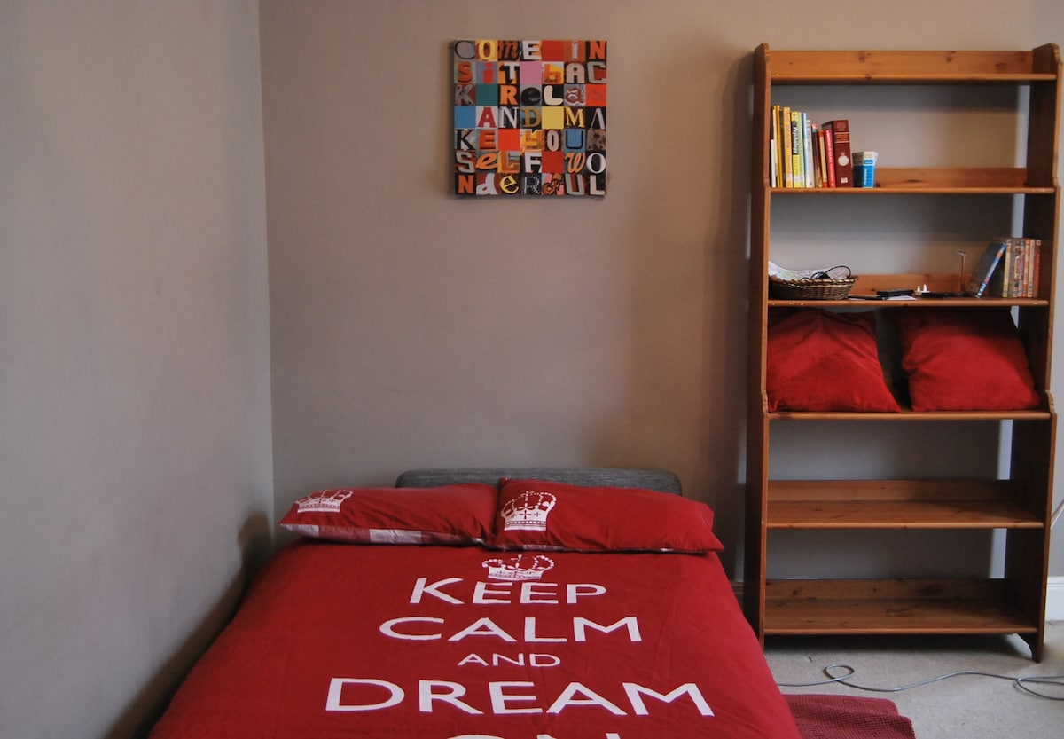 KEEP CALM AND DREAM ON... You are in London