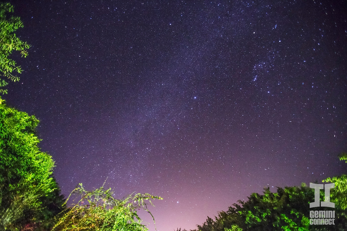 On a clear night, the stars at Nabitunich are amazing, perfect for stargazers.