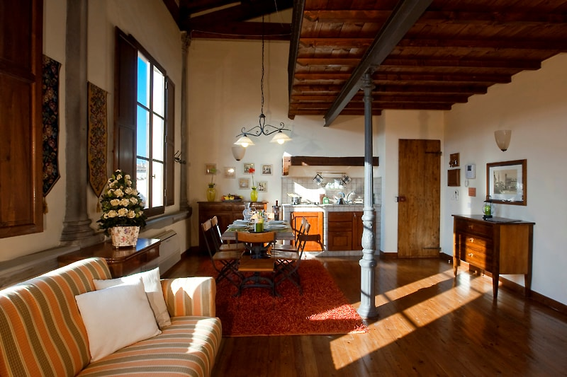 Historic Florence PanoramaApartment