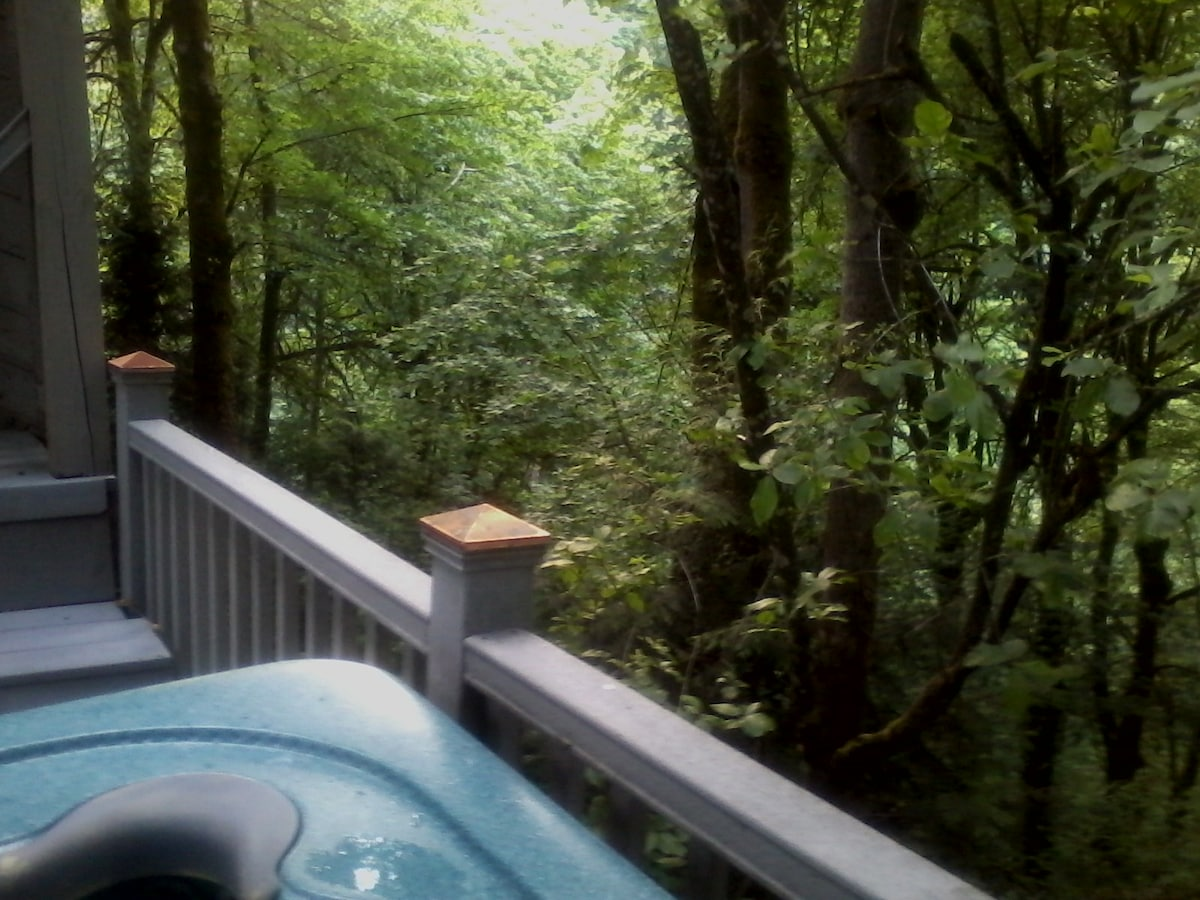 The TreeHouse Bed & Breakfast Suite