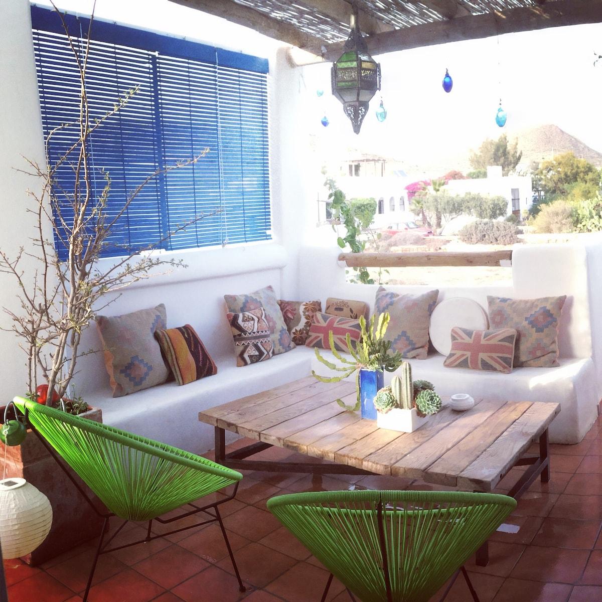 Beach House in Cabo de Gata