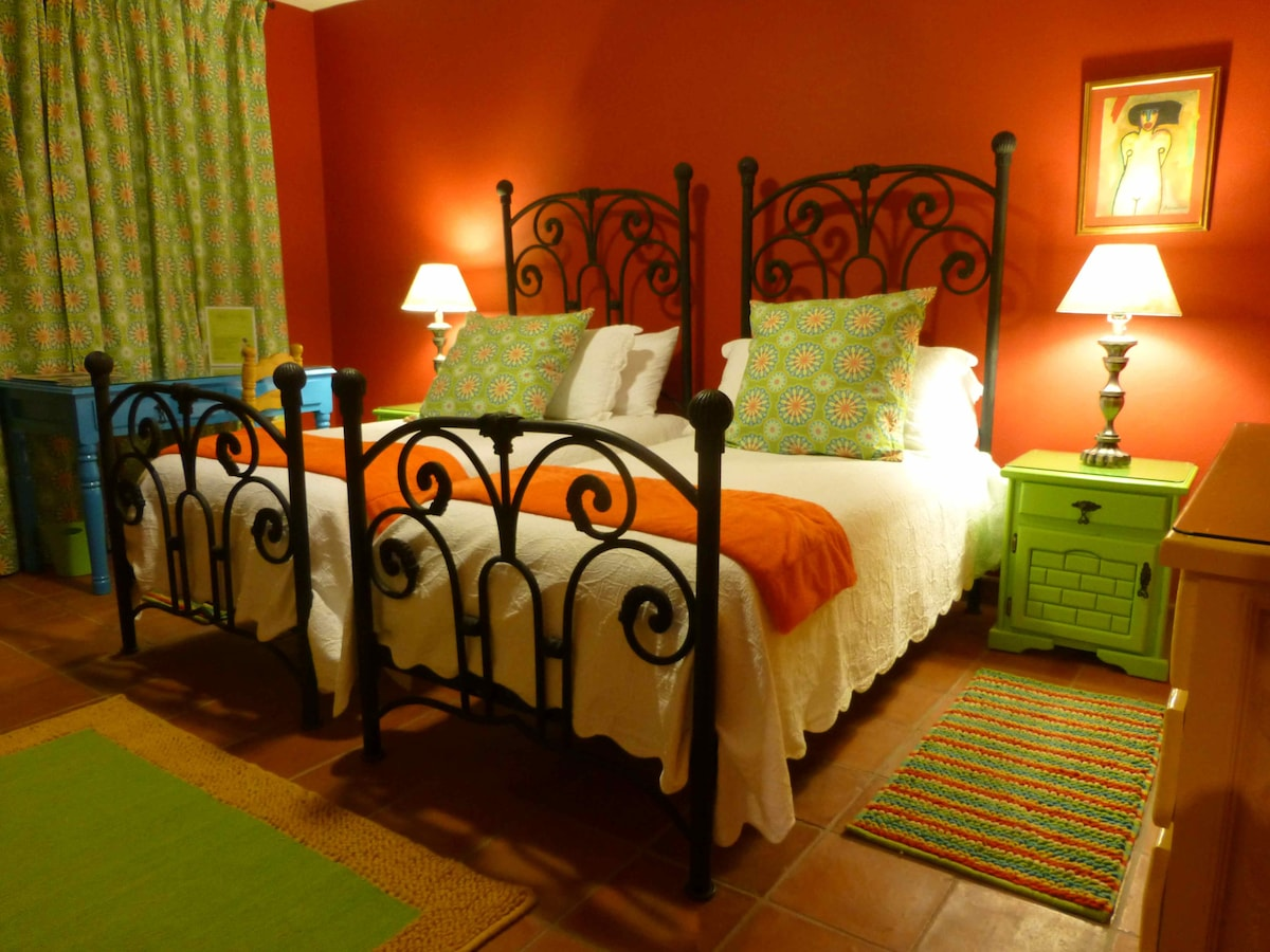 Cozy and comfortable en suite guest room is waiting for you!