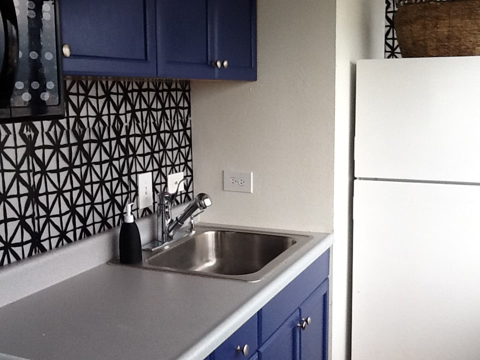 Kitchen counter space