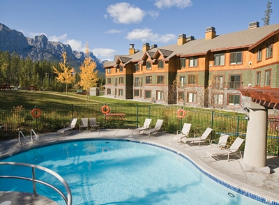 2 Bd Worldmark Canmore Banff Resort