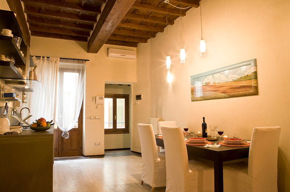 Luxury Apartment 2+2 in Florence