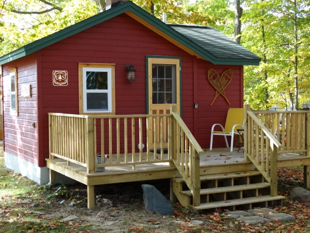 Little Red Bunk House