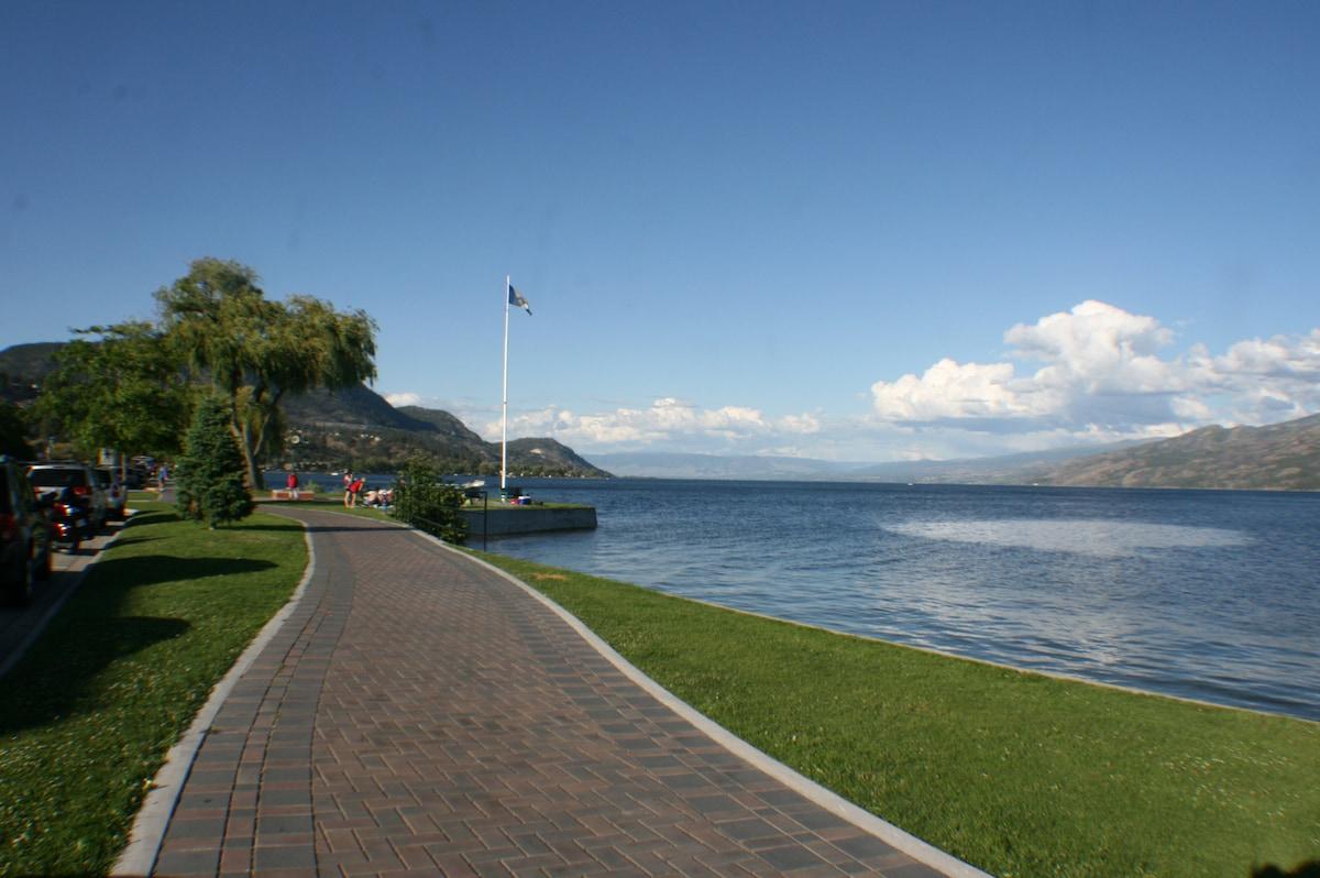 lake view private suite