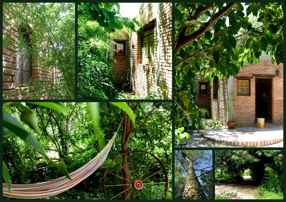San Marcos Sierra casa naturaleza