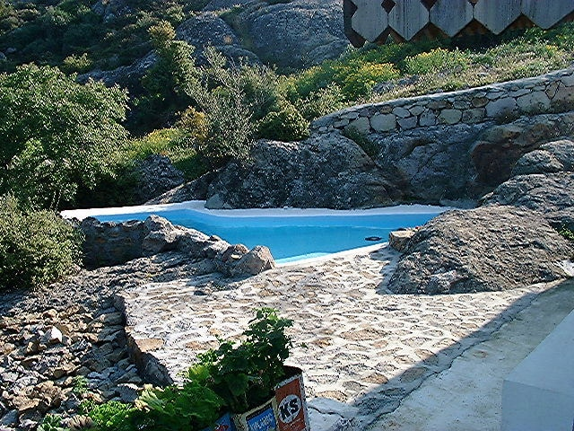 Village House, private pool + views