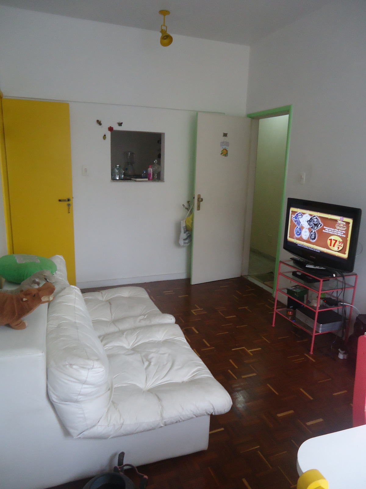 Apartment in front of the Maracana