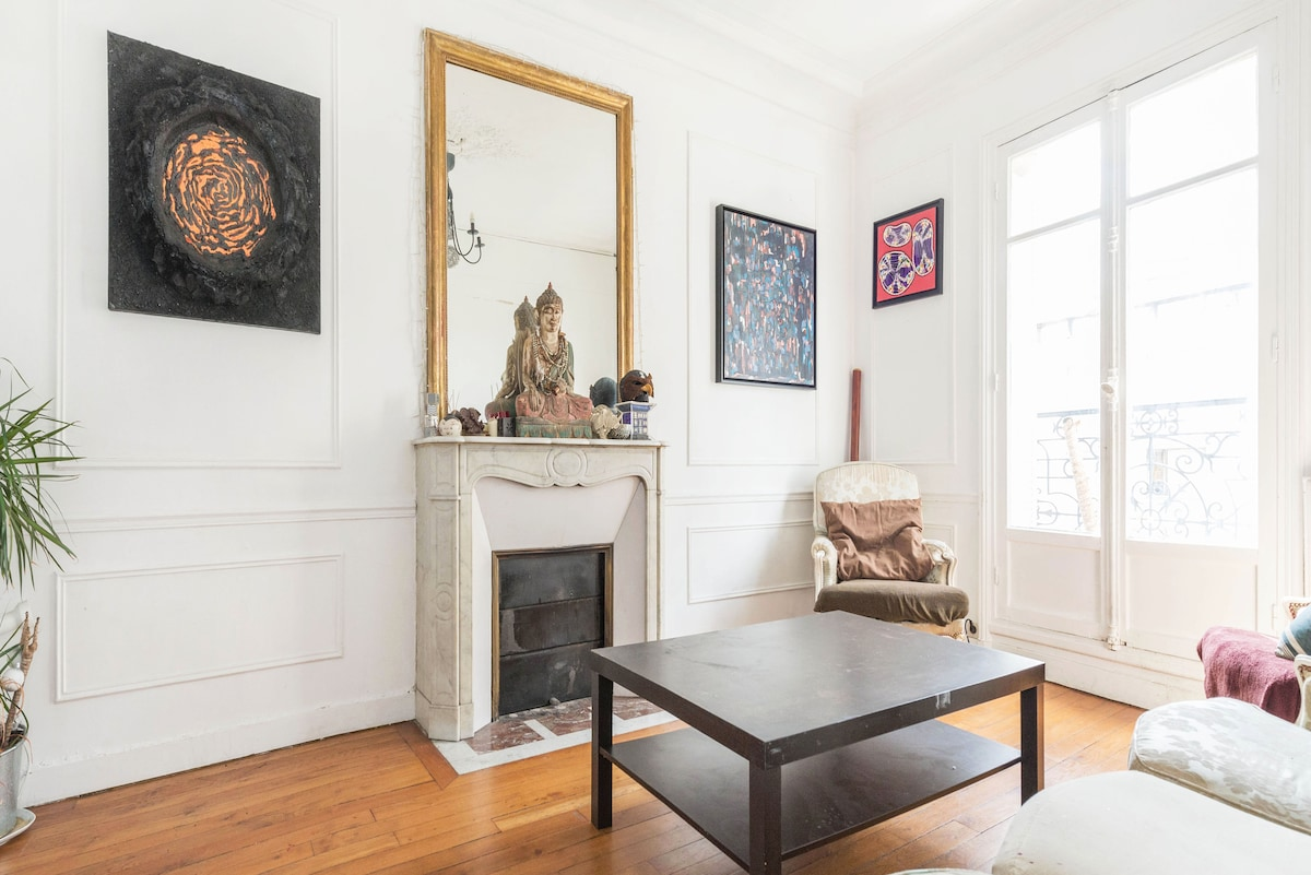 A charming Room in a charming Flat