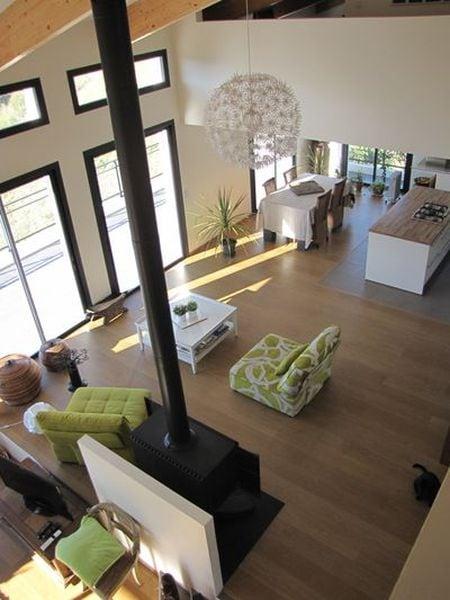 Villa  contemporaine panoramique
