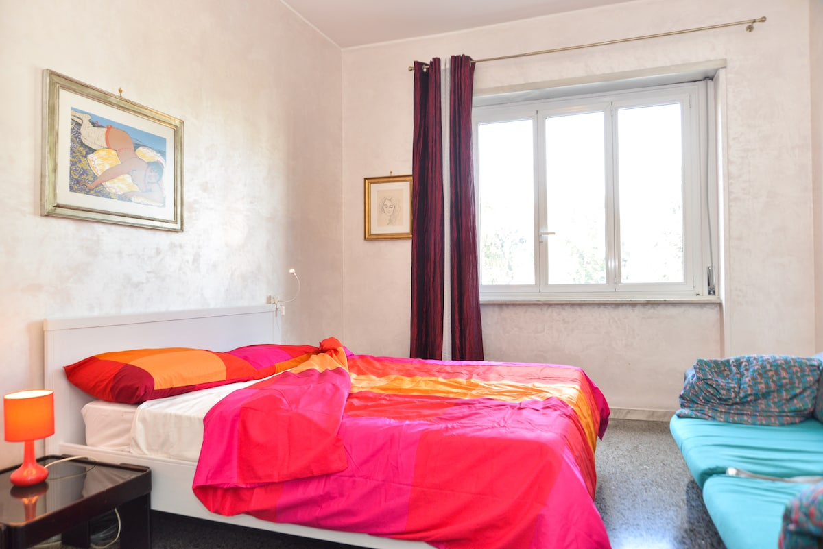 Lovely Rooms in Rome - Room #3
