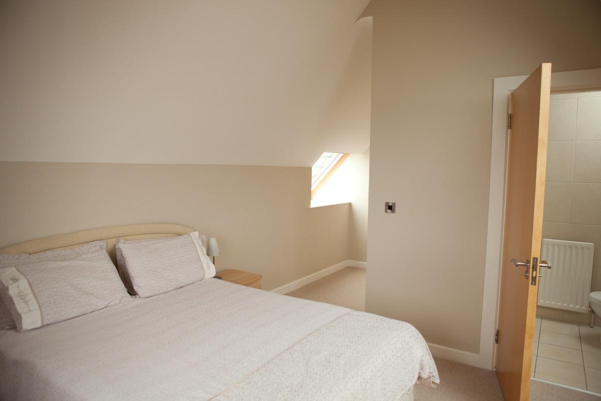 Kingsize bed - really comfy!