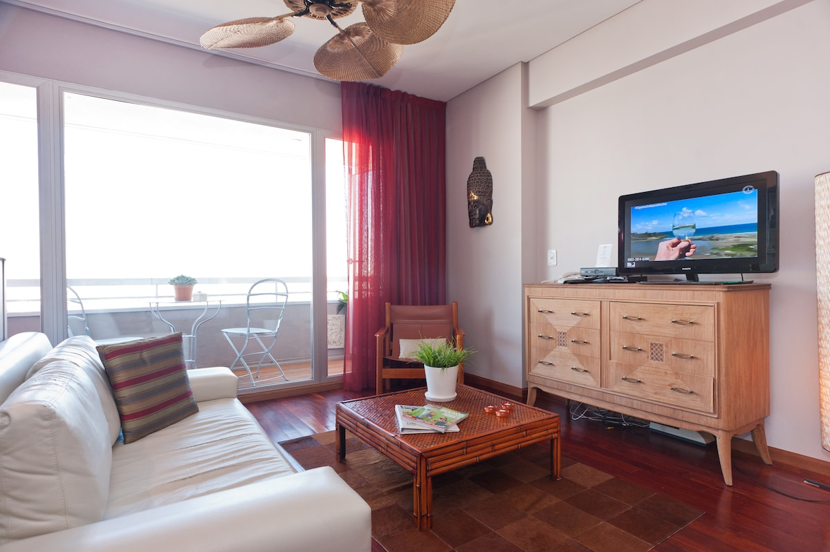 Great studio in Palermo - 19th floor with balcony
