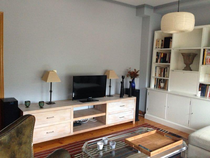 Apartamento con terraza en Getxo
