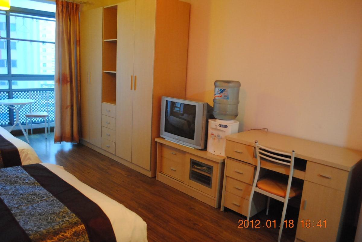 Warm  Twin Room  in Shanghai!!