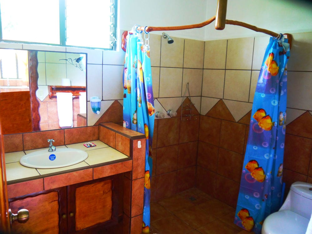 Colibri Casita bathroom
