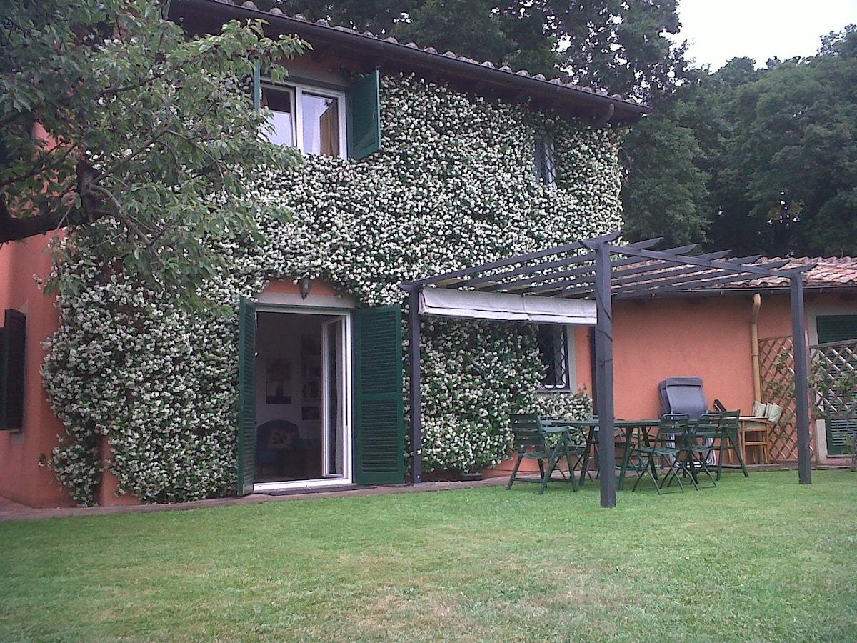 Villa a Grottaferrata