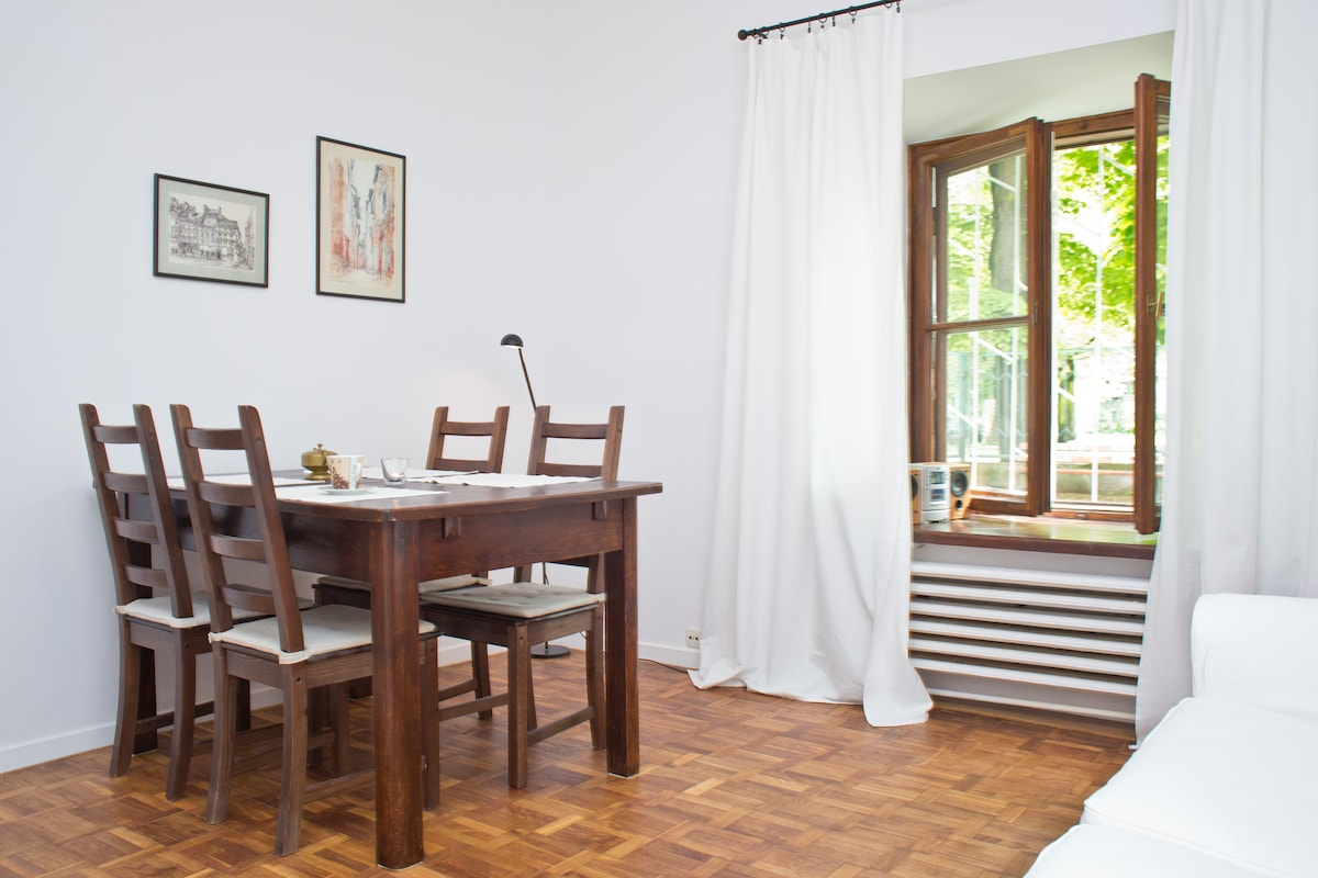 Old Town Apartment, 2 rooms