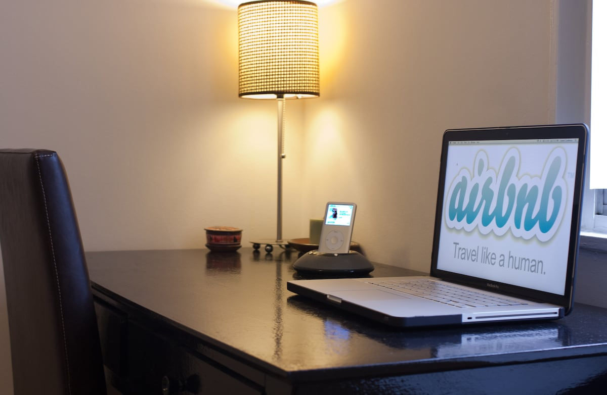 Wifi access (computer not included but we can lend you one if needed)