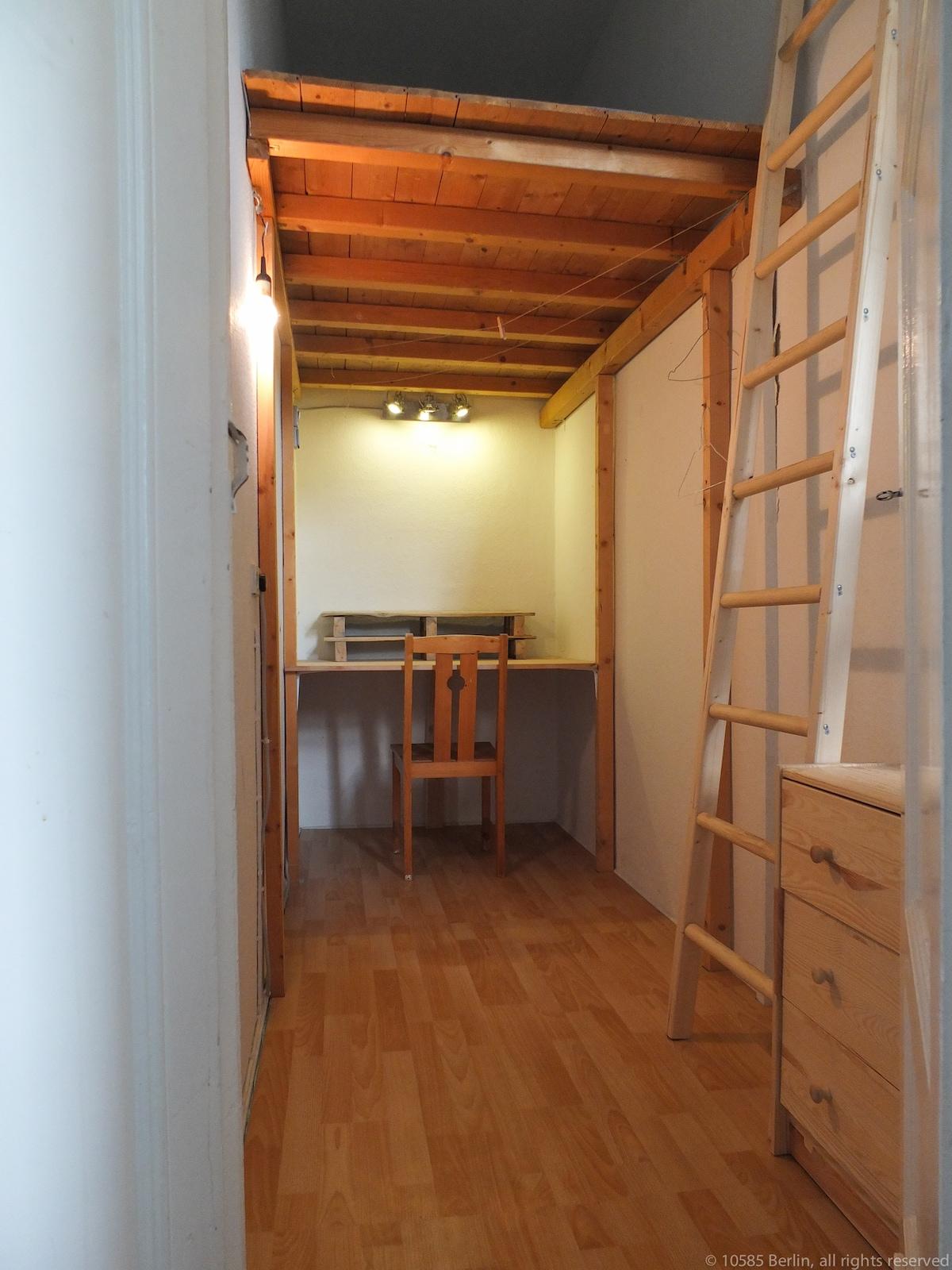 Cozy Room near CharlottenburgPalace