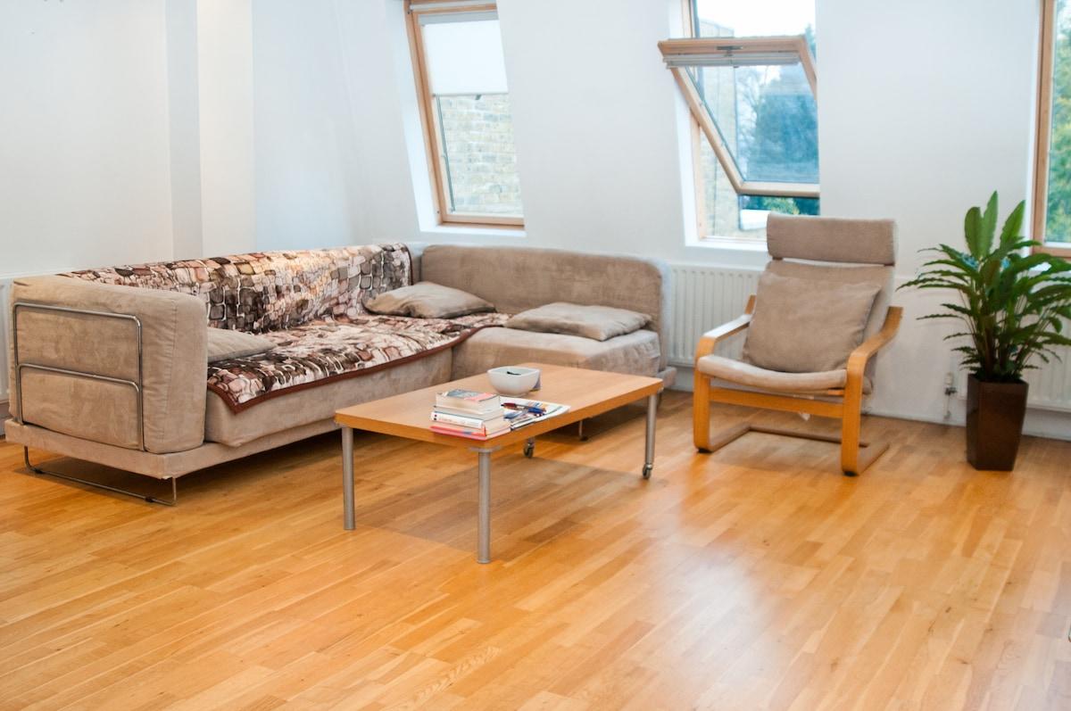 double bedroom wimbledon center
