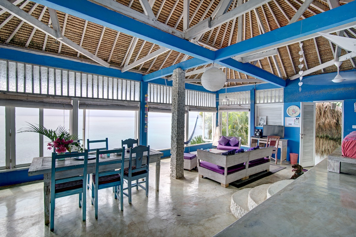 Cozy Beach house in Bingin, Bali