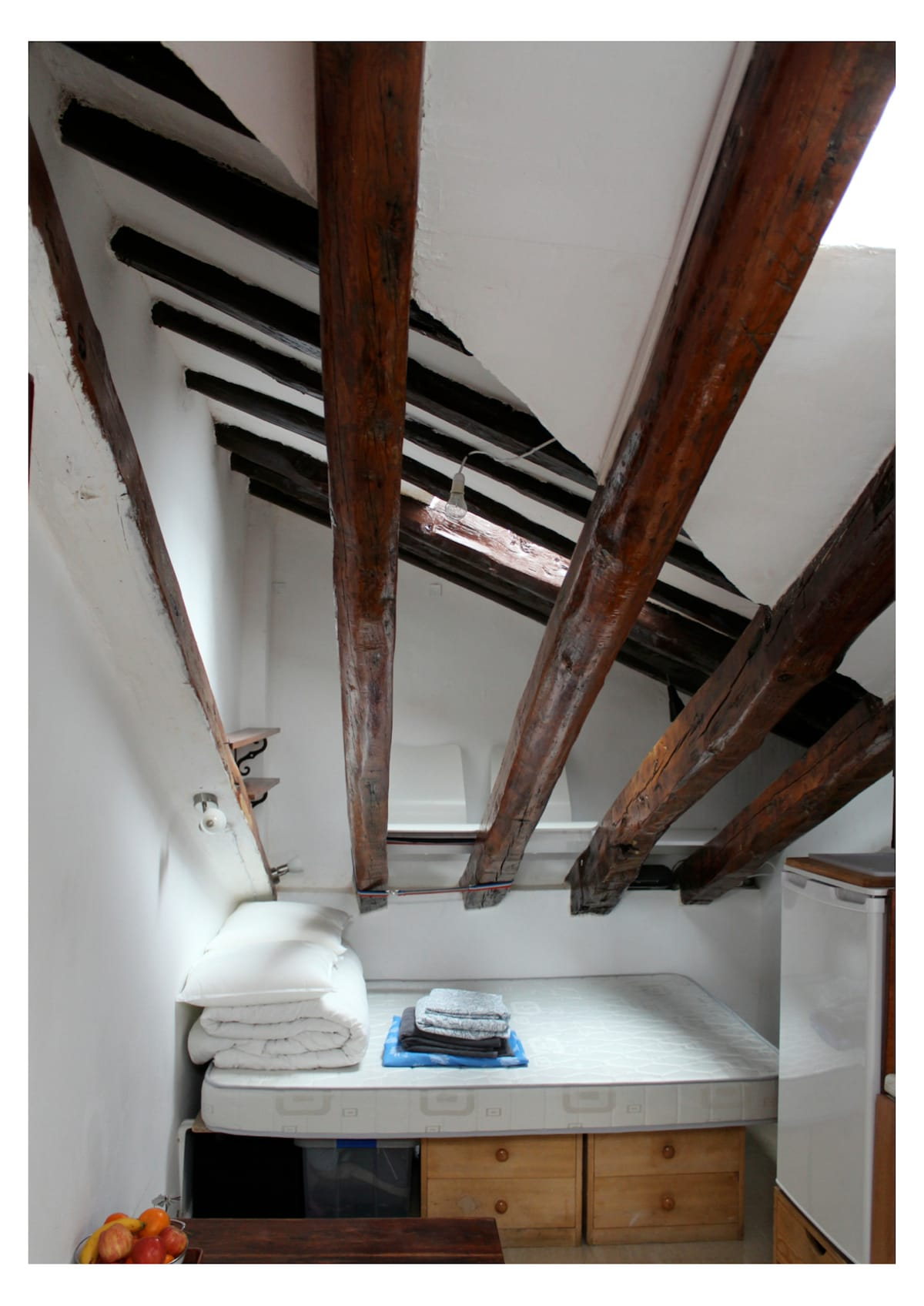 Small apartment in heart of Madrid