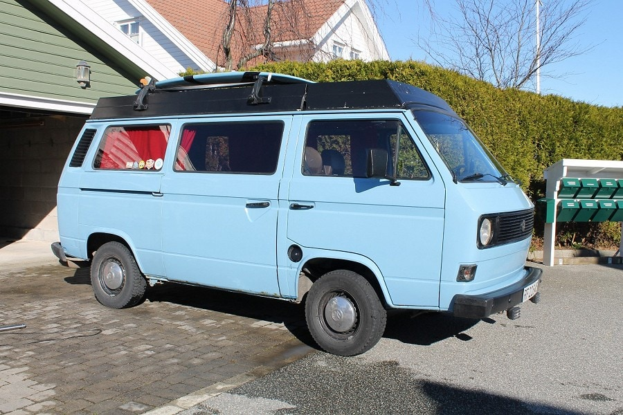 Extra Service , VW Camper 1982  for rent to drive and Stay in Stavanger Region. Please check My Listings