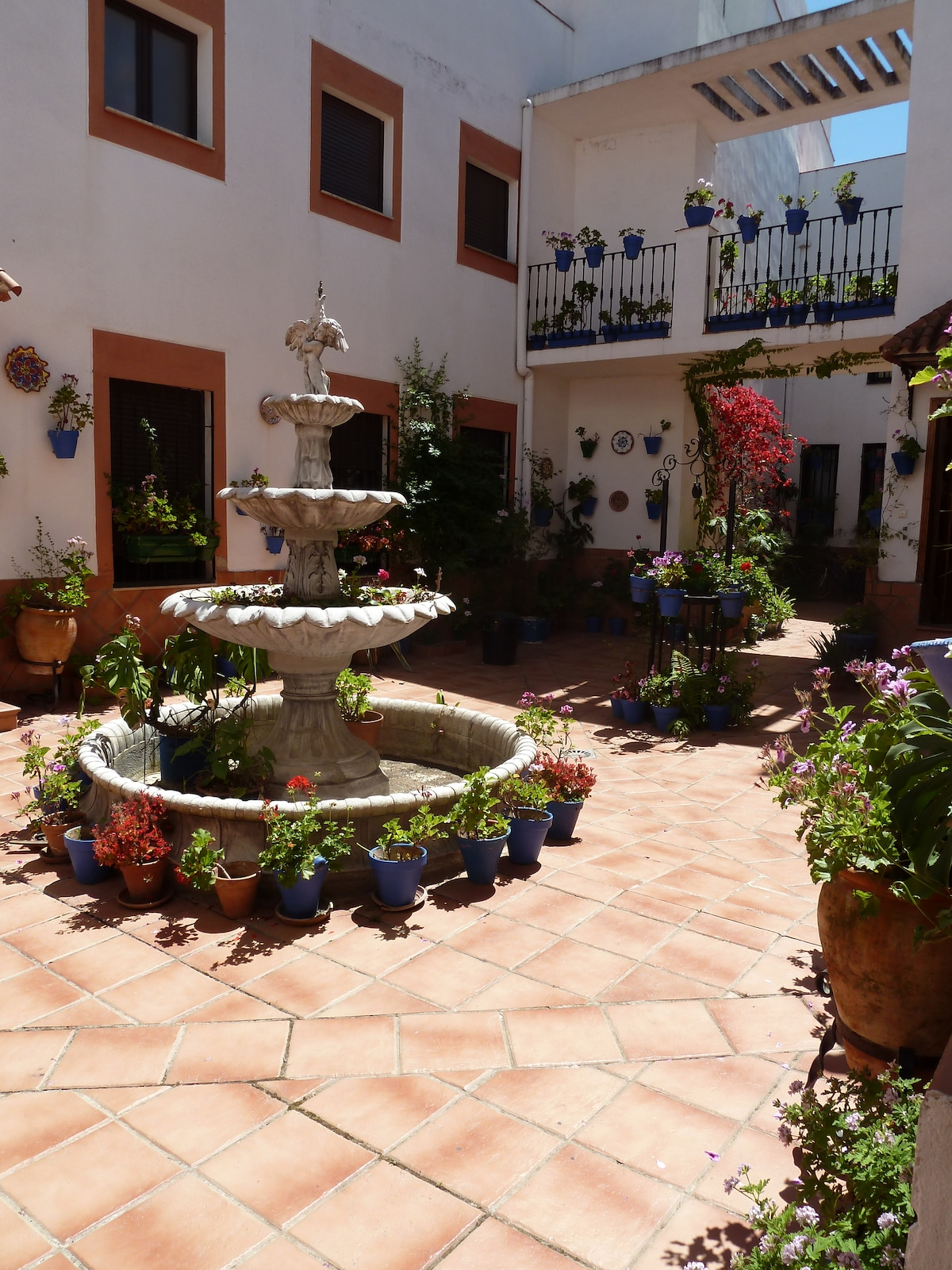 Alquiler casa Judería de Córdoba